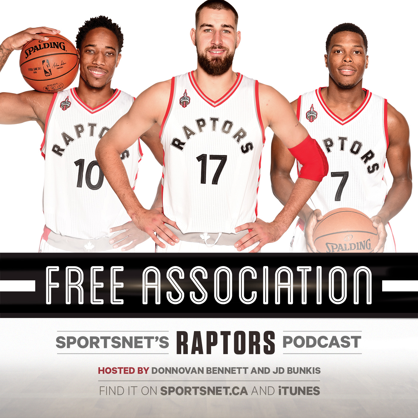 Free Association, Sportsnet's Toronto Raptors podcast