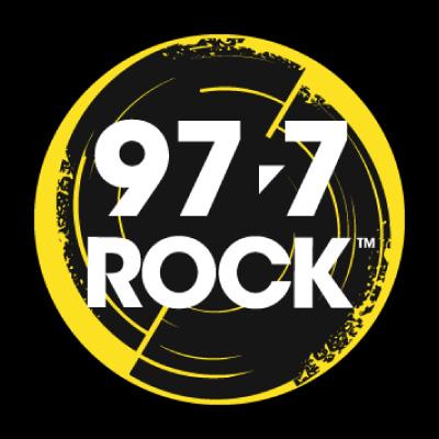 977 rock logo