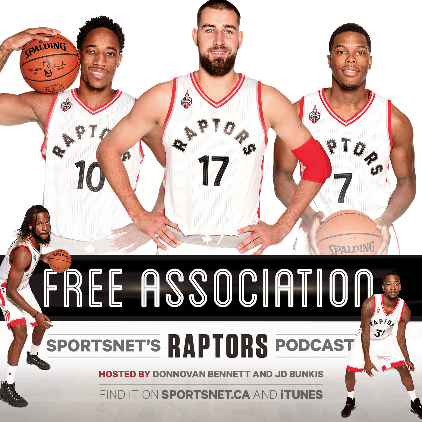 Free Association, Sportsnet's Toronto Raptors podcast