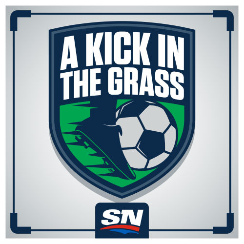 Kick in the grass 500