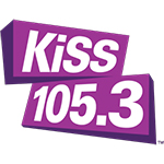 Kiss 1053 logo square