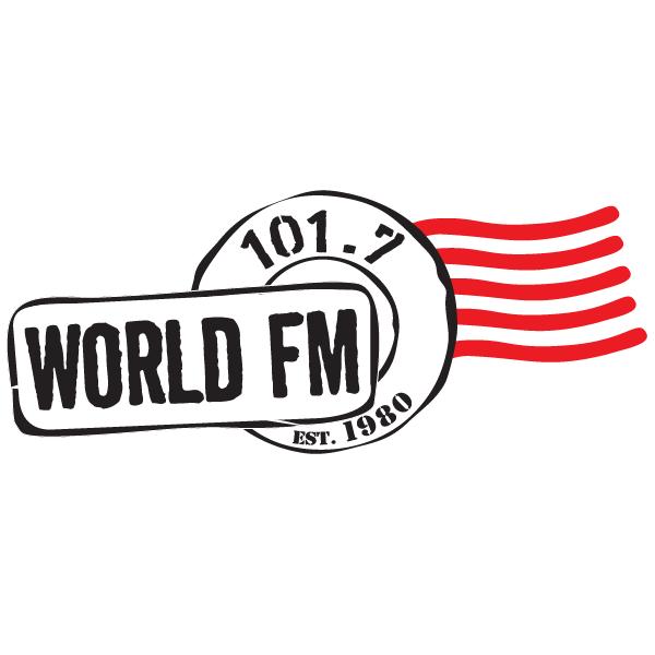 Logo 101.7 worldfm