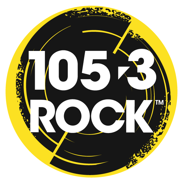 Logo 105.3 rock