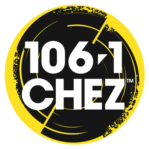 Logo 106.1 chez