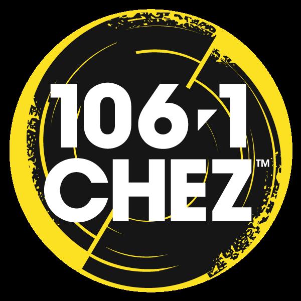 Logo 106.1 chez
