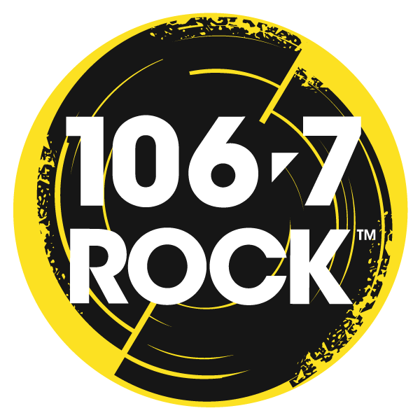 Logo 106.7 rock
