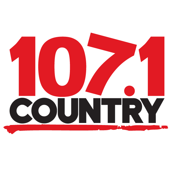 Logo 107.1 country