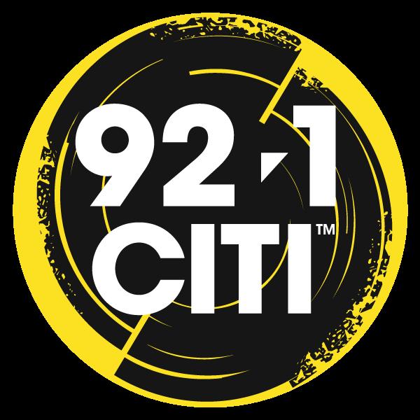 Logo 92.1 citi