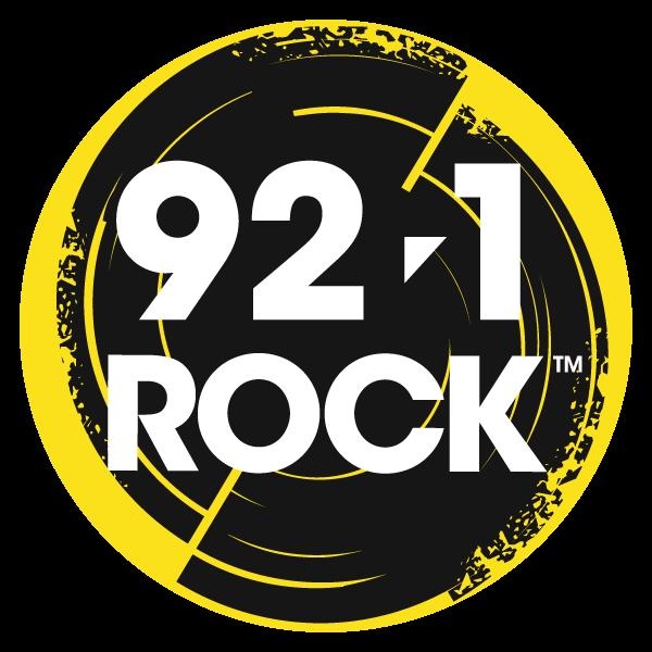 Logo 92.1 rock