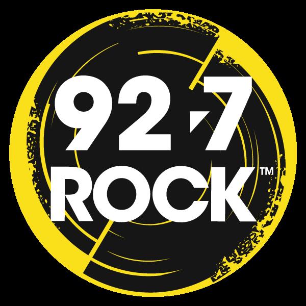 Logo 92.7 rock