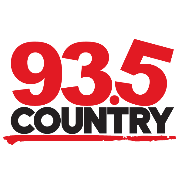 Logo 93.5 country