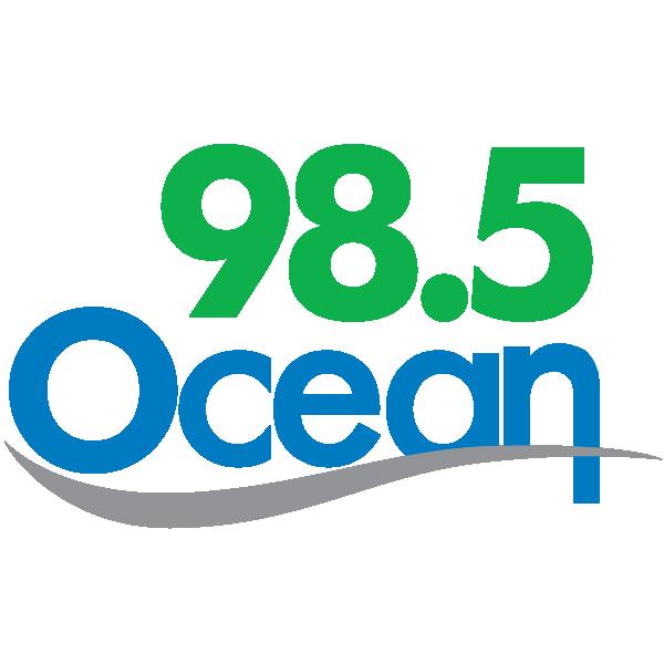Logo 98.5 ocean