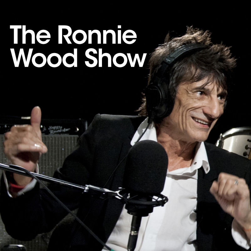 Ronniewoodshow square