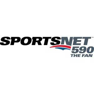 Sportsnet 590 the fan logo